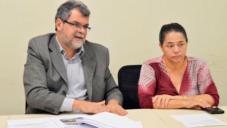 Reitoria da Unifesspa recebe visita da deputada federal Júlia Marinho