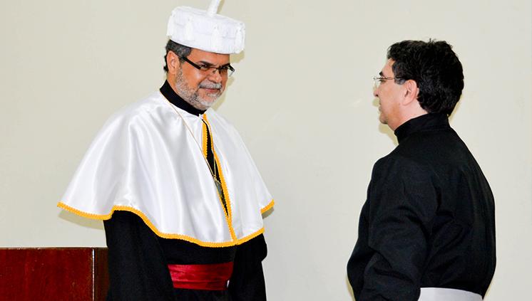 Professor Maurílio Monteiro assume reitoria da Unifesspa e empossa nova equipe