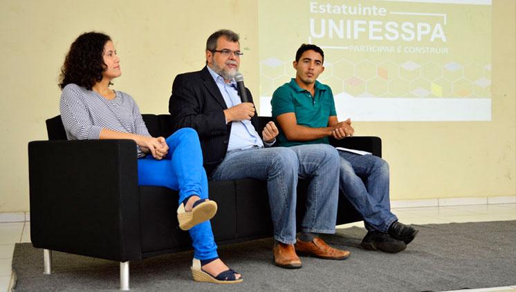 3ª e 4ª Conferências Livres discutem estrutura e organização da comunidade universitária