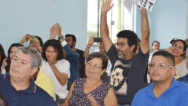 Em defesa da Unifesspa: sociedade reivindica liberação de vagas para professores e técnicos