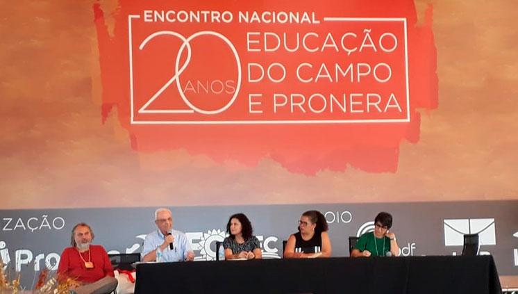 Unifesspa participa de Encontro Nacional da Educação do Campo em Brasília