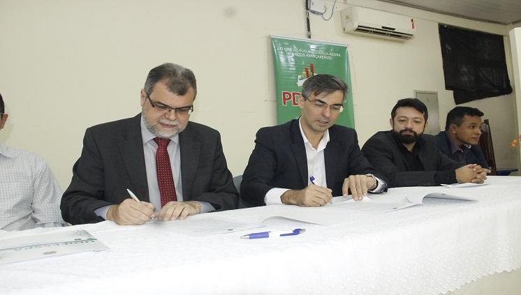 Parceria: Unifesspa e IFPA assinam Acordo de Cooperação Técnica