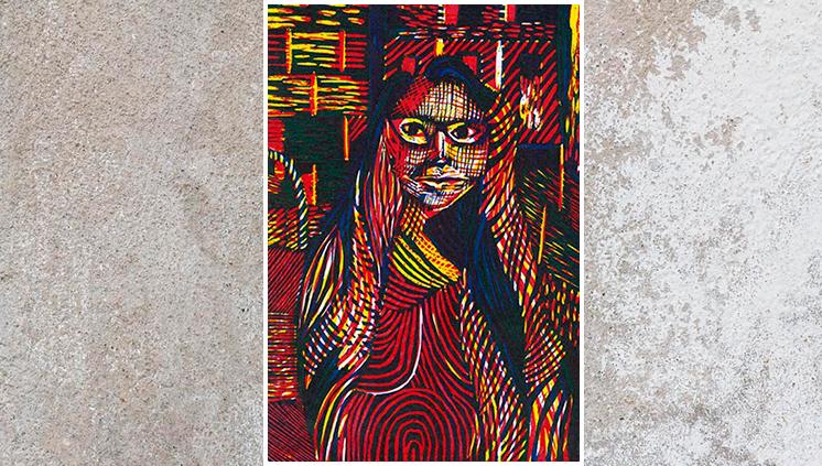 Aluna de Artes Visuais da Unifesspa é uma das vencedoras do 8º prêmio Ibema Gravura