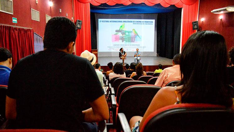 4º Festival Internacional Amazônida de Cinema de Fronteira acontece em abril