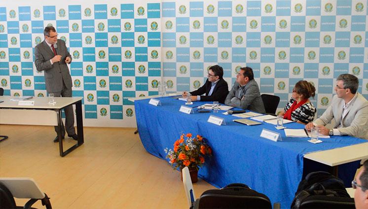 Unifesspa tem primeiro docente promovido à classe de Professor Titular