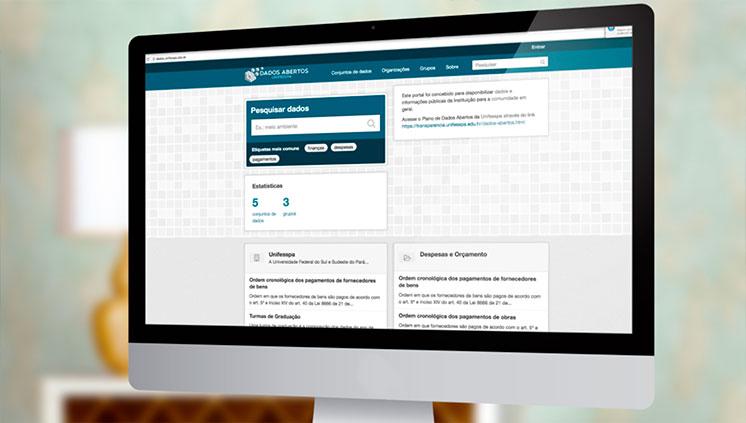 Transparência ativa: Unifesspa lança Portal de Dados Abertos