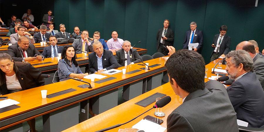 Orçamento 2019: Emenda de bancada é destinada à construção do Hospital Veterinário