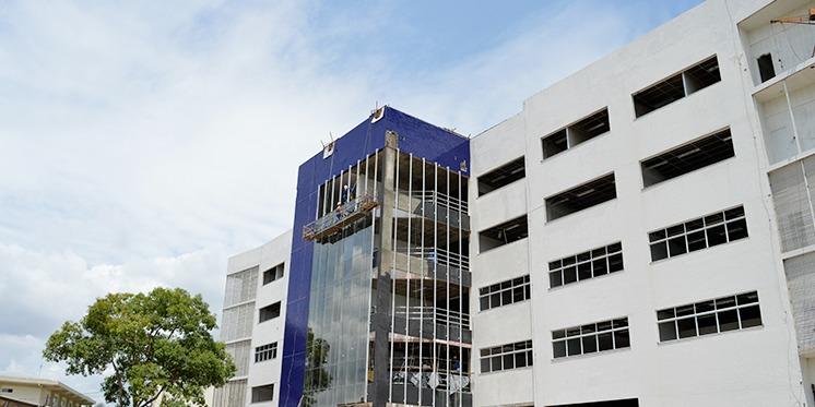 Unifesspa consegue no MEC R$ 1,7 mi para conclusão de prédio de 5 pavimentos