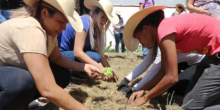 Unifesspa e Prefeitura de Canaã dos Carajás promovem recepção aos calouros de Agronomia