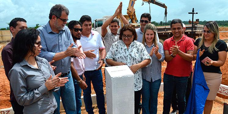 Consolidação: Obras do Campus Universitário de São Félix do Xingu são iniciadas