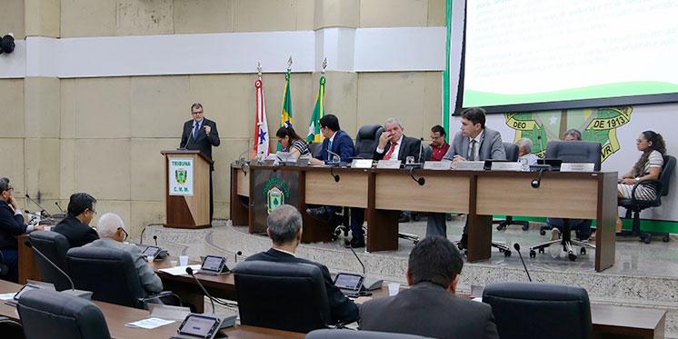 Vereadores de Marabá saem em defesa da Unifesspa e discutem desbloqueio do orçamento