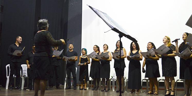 Com casa cheia, Coral Unifesspa realiza seu primeiro recital de música