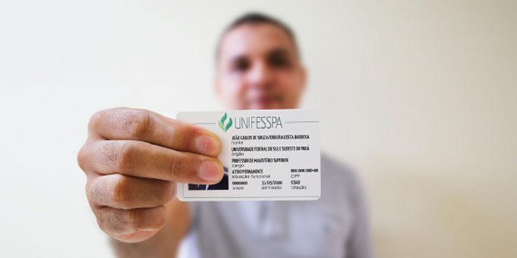 Unifesspa inicia processo de emissão e entrega das carteiras funcionais