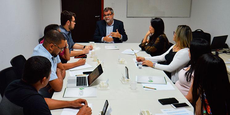 Unifesspa sedia reunião do Fórum Nacional de Pró-Reitores de Planejamento e Administração
