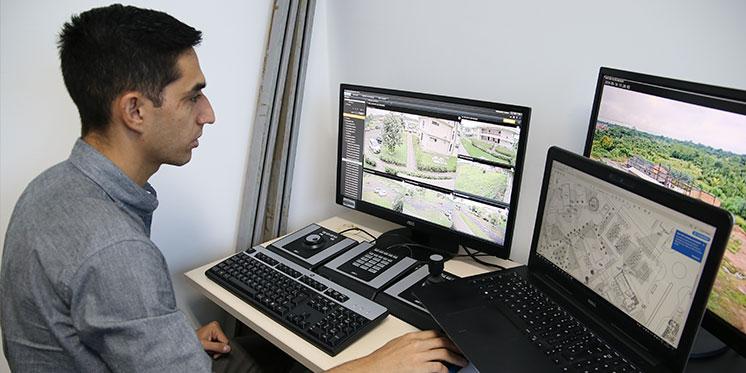 Segurança: Unifesspa inicia instalação de sistema de videomonitoramento em seus campi