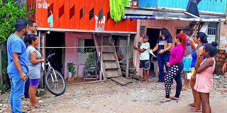 De forma on-line, tem início o I Fórum Estadual da Rede Amazônia-Pará