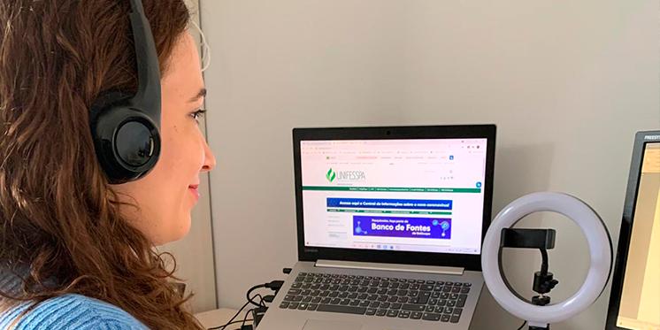 Saúde mental: atendimento psicológico on-line a todos os servidores é normatizado