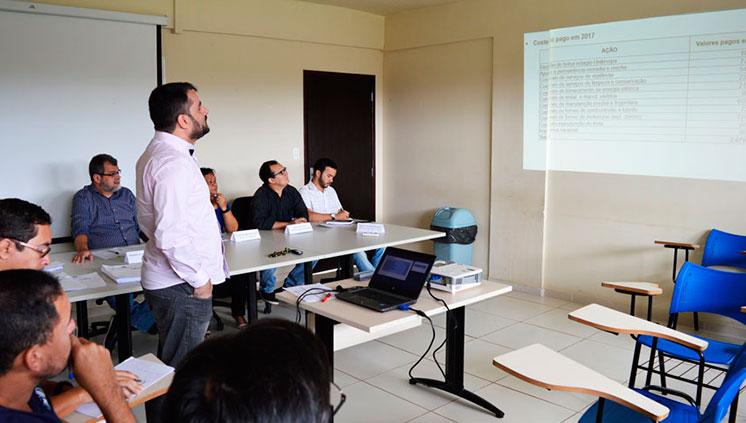 Unifesspa discute estratégias para enfrentar contingenciamentos no orçamento 2017
