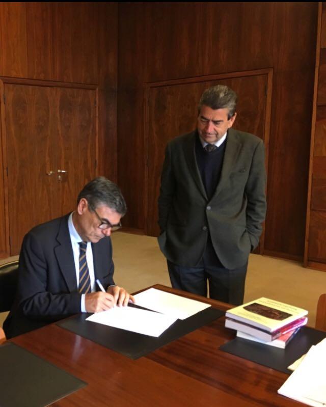 acordo cooperação