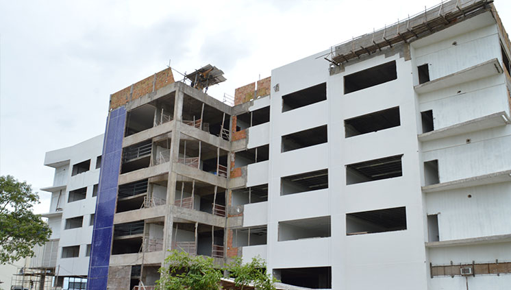 MEC libera recursos e garante continuidade das obras do prédio de 5 pavimentos da Unifesspa