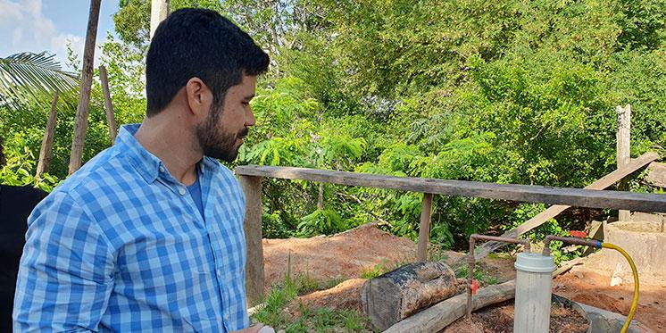 Unifesspa entrega à comunidade o primeiro BioFertiGás amazônico no Assentamento Veneza
