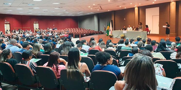 II Encontro de Professores do Parfor e o I Fórum das Licenciaturas acontece em Marabá
