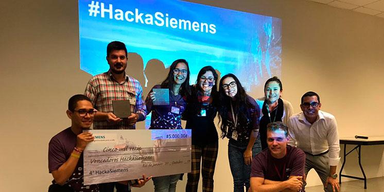Alunos da Unifesspa ganham primeiro lugar em evento de inovação tecnológica