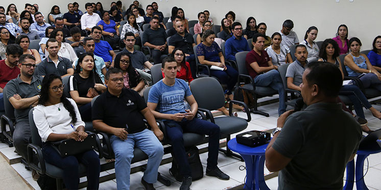Técnicos da Unifesspa conhecem sobre o processo de Avaliação Institucional