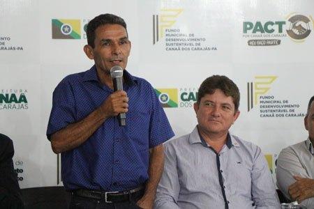 Vice Prefeito Alexandre Pereira